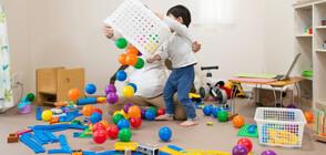 ЕК намалява съдържанието на хром в детските играчки