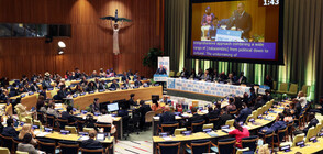 Радев: Устойчивото развитие изисква глобална сигурност