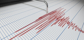 Земетресение в района на Доспат