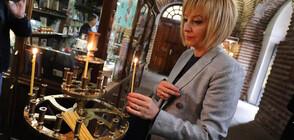 Мая Манолова откри предизборната си кампания (ВИДЕО+СНИМКИ)