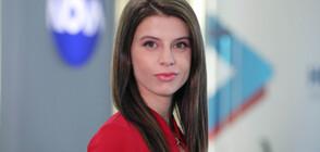 Валерия Видева и Александър Костадинов са новите лица на спортните новини по NOVA
