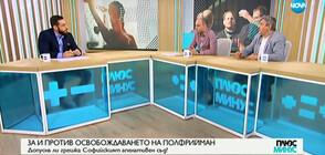 Допусна ли грешка Софийският апелативен съд при освобождаването на Полфрийман?