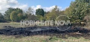 Запалиха имот на кандидат за кмет (ВИДЕО+СНИМКИ)