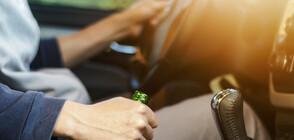 Пиян и дрогиран помете няколко коли в Пазарджик