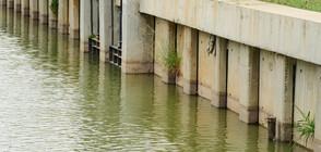Предприемат се специални мерки за язовирите заради очакваните валежи