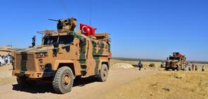 Турция засилва военните си присъствие по границата със Сирия