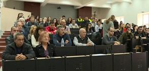 След дългогодишен ремонт: Асансьор и нова зала във Факултета по журналистика на СУ