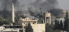 100 000 цивилни са избягали от бойните действия в Сирия