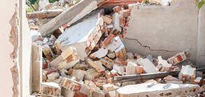 Четирима работници паднаха от срутил се покрив в чепеларско село