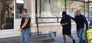 Специализирана акция в Бургас, има арестувани (СНИМКИ)