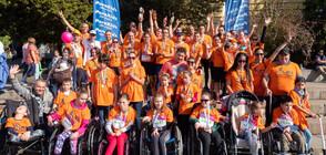 Трето поредно участие на отбора на ParaKids на маратона в София
