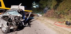 Започва проверка на пътя край Крън след катастрофата с 6 жертви