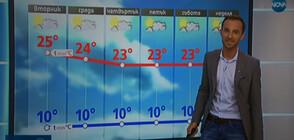 Прогноза за времето (15.10.2019 - обедна)