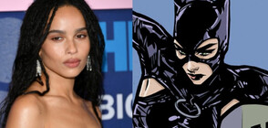 """Зоуи Кравиц ще играе Жената-котка в новия """"Батман"""""""