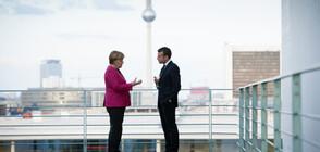 Макрон и Меркел в сблъсък заради Северна Македония