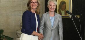 Посланикът на Великобритания благодари за бързата реакция по расисткия скандал