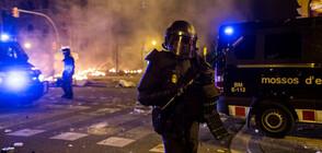 Над 40 ранени в третия ден на протестите в Каталуния (ВИДЕО+СНИМКИ)