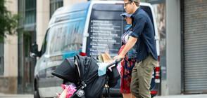 Райън Рейнолдс показа третото си дете (СНИМКА)