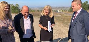 """Аврамова: Догодина ще изградим пътен възел от АМ """"Тракия"""" към град Кермен (СНИМКИ)"""