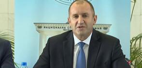 """Държавният глава даде старт на инициативата """"Спортувай с президента"""""""