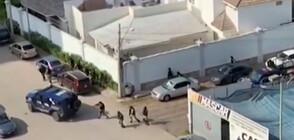 След престрелка: Членове на наркокартел освободиха от затвора син на Ел Чапо (ВИДЕО)