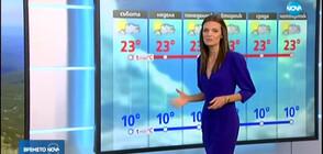 Прогноза за времето (18.10.2019 - централна)