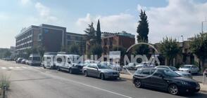 Акция на спецпрокуратурата в Несебър срещу купуването на гласове (ВИДЕО+СНИМКИ)