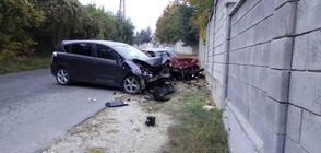 Трима души пострадаха при катастрофа край Шумен (СНИМКИ)