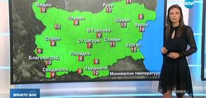 Прогноза за времето (20.10.2019 - централна)