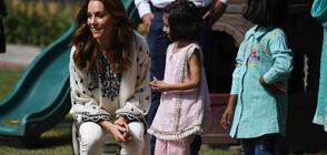 Херцогинята на Кеймбридж Катрин с първо послание в Instagram