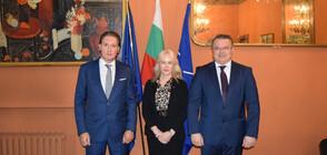 Кирил Домусчиев и президентът на Конфиндустрия Венченцо Боча дадоха нов тласък на българо-италианските бизнес проекти