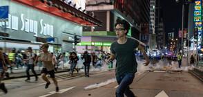 Спорният законопроект за екстрадиции бе оттеглен от парламента на Хонконг (СНИМКИ)