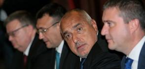 Борисов: Митниците и МВР са задържали над 62 т нарязан тютюн (ВИДЕО)