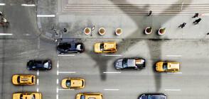Самолет се разби на улица в Бразилия, има жертви (ВИДЕО)