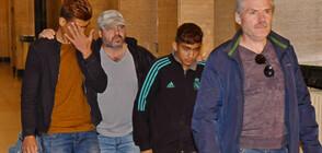 Мигрантите, обвинени в изнасилване на момиче в София, остават в ареста (ВИДЕО+СНИМКИ)