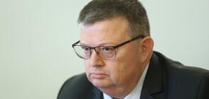 """Цацаров: Не са ми оказвали натиск по делото """"Прокопиев"""", но имаше совалки"""