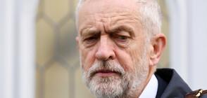 Лидерът на лейбъристите ще подкрепи Джонсън за предсрочните избори
