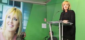Манолова: Дадох всичко от себе си в тази жестока кампания (ВИДЕО+СНИМКИ)