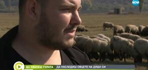 """""""Да хванеш гората"""": Защо студент по журналистика избра да стане овчар? (ВИДЕО)"""