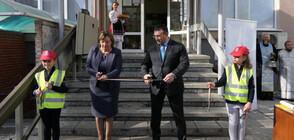 Откриха обновената сграда на полицията в Ловеч (ВИДЕО+СНИМКИ)