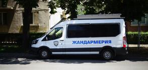 8 задържани при спецакция в Бургас
