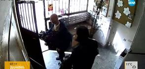 """""""Дръжте крадеца"""": Откраднаха саксии с цветя от жилищен блок"""