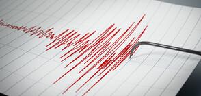 Земетресение беше регистрирано близо до остров Бали