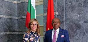 Външният министър на Ангола: Разчитаме на Борисов България да стане нашата врата към ЕС (СНИМКИ)