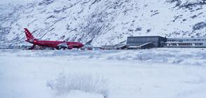 Затварят най-голямото летище в Гренландия заради климатичните промени