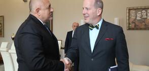 Помощник държавен секретар на САЩ към Борисов: Енергетиката е жизненоважна за интересите ни