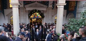 Зографският манастир отбелязва своя празник (ВИДЕО+СНИМКИ)