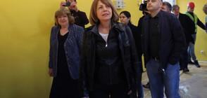 Фандъкова: Да няма училище без физкултурен салон (СНИМКИ)