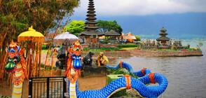 Храмът – емблема на остров Бали (ГАЛЕРИЯ)