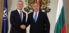 Борисов: Националната ни сигурност е гарантирана само в рамките на НАТО